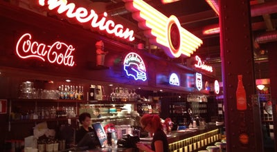 Photo of Burger Joint Classic American Diner at Siperia, Tampere, Finland