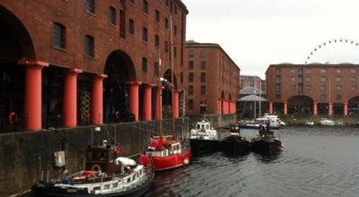 Photo of Harbor / Marina Albert Dock at Liverpool Waterfront, Liverpool L3 4AF, United Kingdom