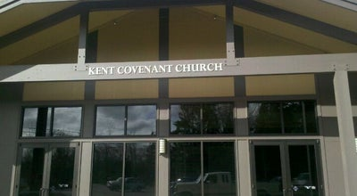 Photo of Church Kent Covenant Church at 12010 Se 240th St, Kent, WA 98031, United States