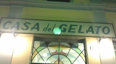 Photo of Ice Cream Shop Casa Del Gelato at Piazza Guglielmo Marconi 35, Alessandria 15121, Italy