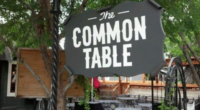Photo of Gastropub The Common Table at 2917 Fairmount St, Dallas, TX 75201, United States