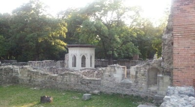 Photo of Historic Site Margit-szigeti Középkori Domonkosrendi Kolostor és Királyi Udvarhely at Margitsziget, Budapest, Hungary