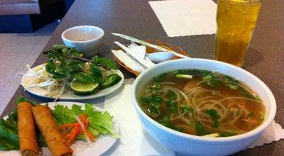 Photo of Vietnamese Restaurant Pho Asian Grill at 2110 N Tustin Ave, Santa Ana, CA 92705, United States