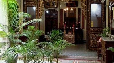 Photo of History Museum Baba Nyonya Heritage Museum at 48 Jalan Tan Cheng Lock, Melaka 75200, Malaysia