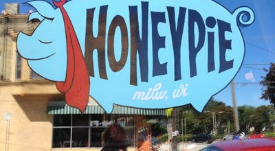 Photo of New American Restaurant Honeypie Cafe at 2643 S Kinnickinnic Ave, Milwaukee, WI 53207, United States