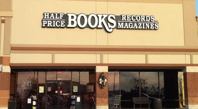 Photo of Bookstore Half Price Books at 2556 Smith Ranch Rd, Pearland, TX 77584, United States