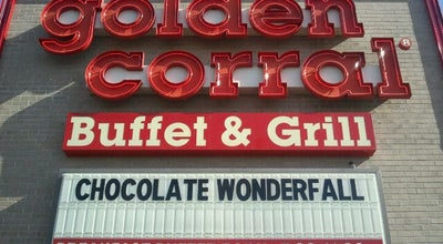 Photo of Buffet Golden Corral at 7822 Abercorn St, Savannah, GA 31406, United States