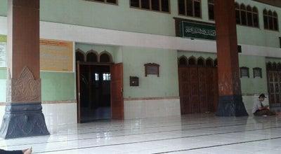 Photo of Mosque Masjid Agung Manunggal Bantul at Jalan Raya Bantul, Perempatan Klodran, Bantul, Indonesia