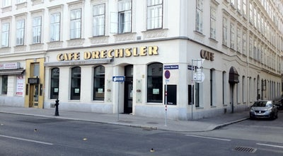 Photo of Cafe Café Drechsler at Girardigasse 1, Wien 1060, Austria