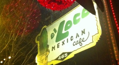 Photo of Mexican Restaurant El Loco at 465 Madison Ave, Albany, NY 12210, United States