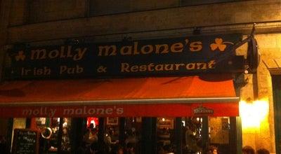 Photo of Pub Molly Malone's at 83 Quai Des Chartrons, Bordeaux 33300, France