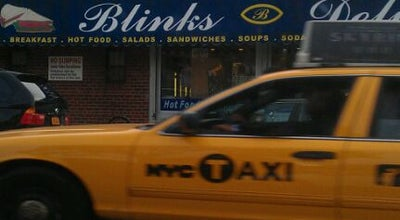 Photo of American Restaurant Blinks Deli & Pizza at 43-01 35th St, Long Island City, NY 11101, United States