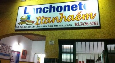 Photo of Diner Lanchonete Itanhaém at Brazil