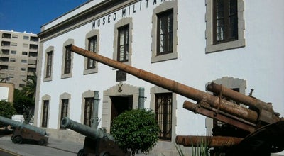 Photo of History Museum Museo Militar de Almeida at Calle San Isidro 2, Santa Cruz de Tenerife, Canarias 38001, Spain