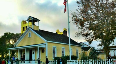 Photo of History Museum Old Sacramento Schoolhouse Museum at 1200, Sacramento, CA 95814, United States