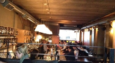 Photo of Bar Hoxton Square Bar & Kitchen at 2-4 Hoxton Sq, Hoxton N1 6NU, United Kingdom