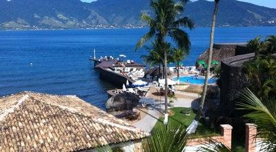 Photo of Hotel Bar Hotel Mercedes at Av. Leonardo Reali, 2222, Ilhabela, Brazil