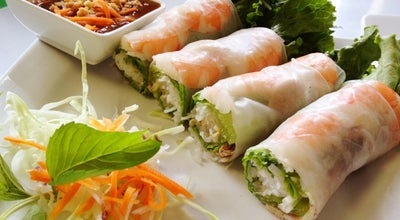 Photo of Vietnamese Restaurant Green Lemongrass at 1086 Kingsway, Vancouver, BC, Canada