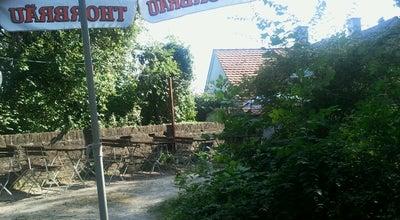 Photo of Beer Garden Lug ins Land at Am Lueginsland 5, Augsburg 86152, Germany