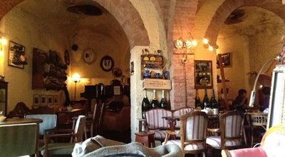 Photo of Tea Room Tea-Room Porta Giustizia at Via Di Porta Giustizia 11, Siena 53100, Italy