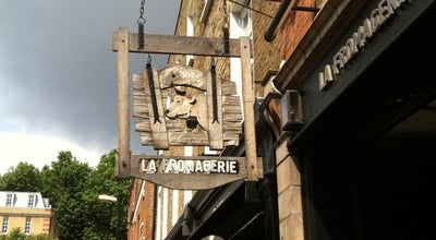 Photo of Cheese Shop La Fromagerie at 2-6 Moxon St, London, United Kingdom