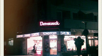 Photo of Dessert Shop Detterbeck at Agnes-bernauer-str. 89, München 80687, Germany
