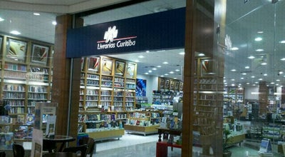 Photo of Bookstore Livrarias Curitiba at Shopping Mueller, Joinville 89201-440, Brazil