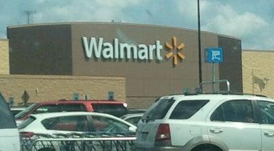 Photo of Discount Store Walmart at 1501 S Range Line Rd, Joplin, MO 64804, United States
