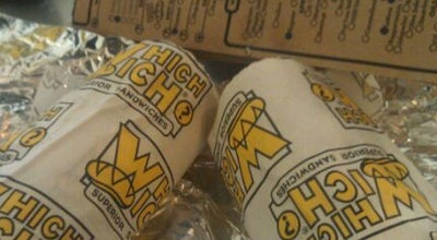 Photo of Sandwich Place Which Wich? Superior Sandwiches at 747 Virginia Ave, Hapeville, GA 30354, United States