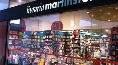 Photo of Bookstore Livraria Martins Fontes at Av. Paulista, 509, São Paulo 01311-910, Brazil