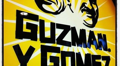 Photo of Mexican Restaurant Guzman Y Gomez at Wintergarden Food Court (shop Fc102), 171-209 Queen Street Mall, Brisbane, QL 4000, Australia