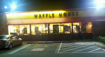 Photo of American Restaurant Waffle House at 5421 Village Market, Wesley Chapel, FL 33544, United States