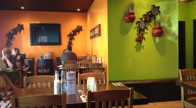 Photo of Mexican Restaurant Mexicali Rosas at 304 King St., Fredericton, NB E3B 1E6, Canada