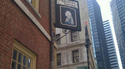 Photo of History Museum Fraunces Tavern Museum at 54 Pearl St, New York, NY 10004, United States