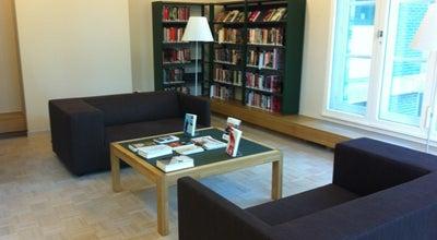 Photo of Library Bibliotheek at Onderwijsstraat 17, Blankenberge 8370, Belgium