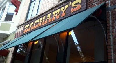 Photo of Breakfast Spot Zachary's Restaurant at 819 Pacific Ave, Santa Cruz, CA 95060, United States