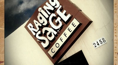 Photo of Coffee Shop Raging Sage Coffee Roasters at 2458 N Campbell Ave, Tucson, AZ 85719, United States