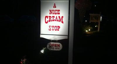 Photo of Ice Cream Shop A Nice Cream Stop at 326 Main St, Wellfleet, MA 02667, United States