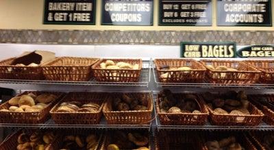 Photo of Bagel Shop Bellmore Bagel Cafe at 542 Jerusalem Ave, North Bellmore, NY 11710, United States