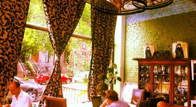 Photo of Cafe Urban vintage brooklyn at 294 Grand Ave, Brooklyn, NY 11238, United States