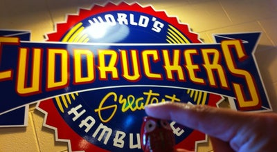 Photo of Burger Joint Fuddruckers at 168 Collier Dr., Sevierville, TN 37862, United States