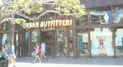 Photo of Clothing Store Urban Outfitters at 1440 3rd Street Promenade, Santa Monica, CA 90401, United States