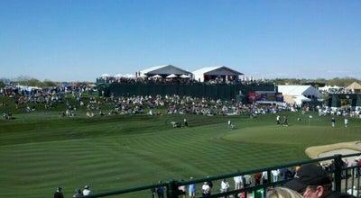Photo of Golf Course TPC Scottsdale at 17020 N Hayden Rd, Scottsdale, AZ 85255, United States