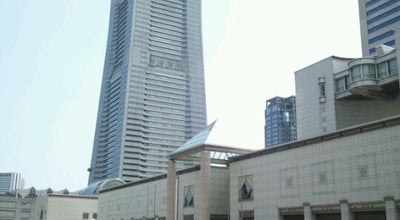 Photo of Art Museum 横浜美術館 (Yokohama Museum of Art) at 西区みなとみらい3-4-1, 横浜市 220-0012, Japan