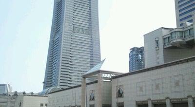 Photo of Art Museum 横浜美術館 (Yokohama Museum of Art) at 西区みなとみらい3-4-1, 横浜市 220-0012, Japan