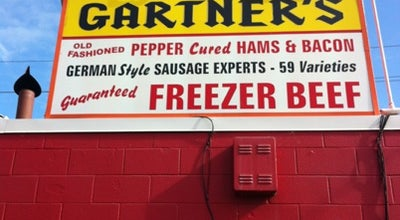 Photo of Butcher Gartner's Country Meat Market at 7450 Ne Killingsworth St, Portland, OR 97218, United States