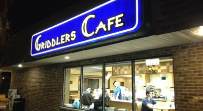 Photo of Diner Griddlers Cafe at 211 N Chicago Ave, South Milwaukee, WI 53172, United States