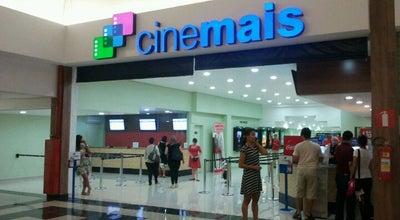 Photo of Movie Theater Cinemais at Av. Donato Quintino, 90, Montes Claros 39400-546, Brazil