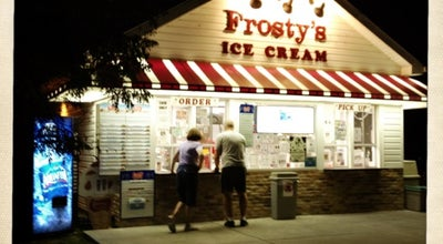 Photo of Ice Cream Shop Frosty's Ice Cream at 2424 George Urban Blvd, Depew, NY 14043, United States