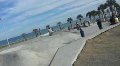 Photo of Skate Park Cole Skate Park at 1526 Ocean Dr., Corpus Christi, TX 78404, United States